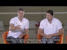 Interview with the most famous Serbian players