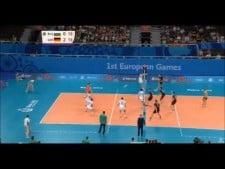 Jochen Schöps in European Games 2015
