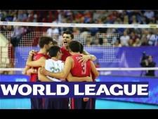 Russia - USA (Highlights, 2nd match)