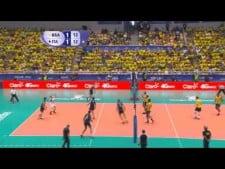 Brazil - Italy (short cut, 2nd match)