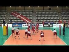 Denmark - Poland (Highlights, 1st match)