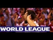World League (8th week, Highlights)