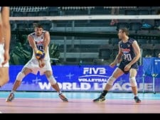 TOP10 Volleyball Digs in World League 2015