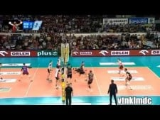 TOP10 Best Volleyball Actions [Long rally]