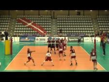 Denmark - Poland (Highlights, 2nd match)