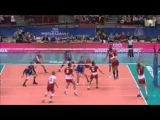 The Best Sets in World League (Intercontinental Round)