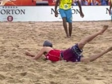 This is Volleyball and Beach Volleyball