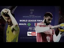 Brazil - France (full match)