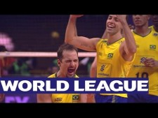 Brazil Road to World League 2015 Final Six