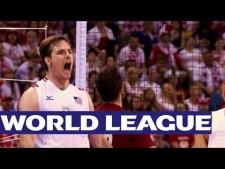 USA Road to World League 2015 Final Six