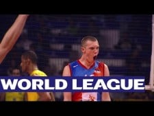 Serbia Road to World League 2015 Final Six