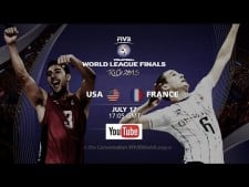 USA - France (full match)