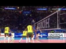 Italy - Brazil (SET2)