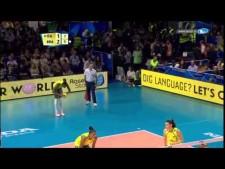 Italy - Brazil (SET4)