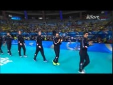 Decoration: Best players of World League 2015