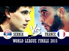 Serbia - France (Highlights, 2nd movie)