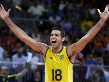 Dante Amaral in The Olympics 2012