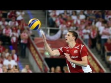 TOP10 Best Aces: Mariusz Wlazły in World Championships 2014