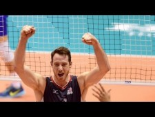 TOP10 spikes by David Lee in The Olympics 2012