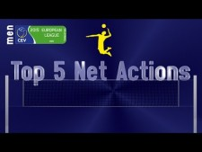 TOP5 actions of European League 2015 Final Four