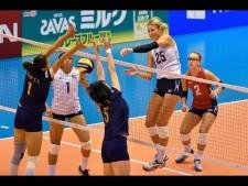 USA - China (full match)