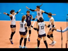 South Korea - Serbia (full match)