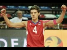 TOP10 Spikes in European Games 2015: Viktor Poletaev
