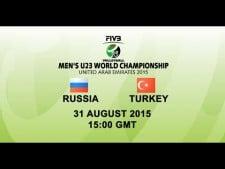 Turkey - Russia (full match)