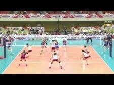 China - Serbia (Highlights)