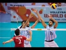 Argentina - Iran (full match)