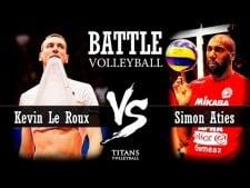 Kevin Le Roux vs. Robertlandy Simon Aties