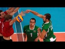 TOP10 Spikes by Nikolay Nikolov in European Games