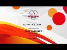 Egypt - USA (full match)