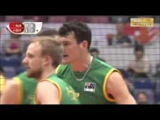 Thomas Edgar 50 points in match Australia - Egypt