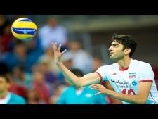 Amir Ghafour in World Championship 2014