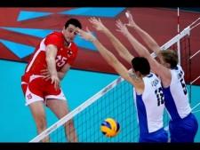 TOP10 Spikes by Todor Aleksiev in European Games