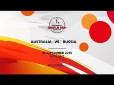 Australia - Russia (full match)