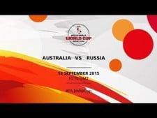 Australia - Russia (full match)