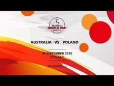 Australia - Poland (full match)