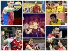 TOP20 Best Spikes in The Olympics 2012