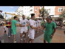Bulgaria promotion before EuroVolley 2015