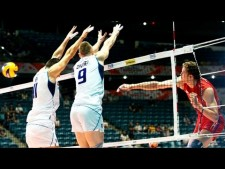 Volleyball Quick Spikes