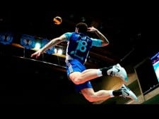 Volleyball Aces in World Championships 2014
