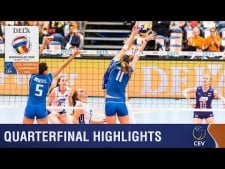 Russia - Italy (Highlights)
