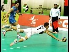 Fabio Balaso great defences