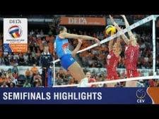 Russia - Serbia (Highlights)