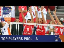 Best players of Group A in EuroVolley 2015