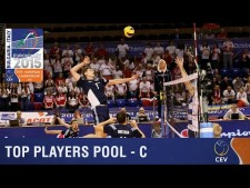 Best players of Group C in EuroVolley 2015
