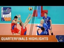 France - Serbia (Highlights)