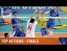Bulgaria - Italy and France - Slovenia (Highlights)